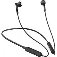 Crystal Audio Bluetooth Ακουστικά Ψείρες Neckband NB2-K - Black