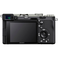 Sony Alpha a7C (ILCE-7CS) Body - Silver