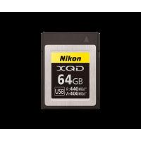 Nikon 64GB XQD Memory Card MC-XQ64G