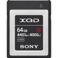 Sony Κάρτα μνήμης XQD G 64gb (QDG64F)