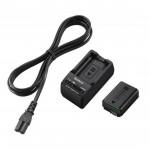 Sony ACC-TRW Kit NP-FW50 + BC-TRW για μηχανές σειράς W