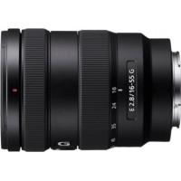 Sony Φακός E-mount 16-55mm f/2.8 G [SEL1655G]  ( Cashback 100€ )