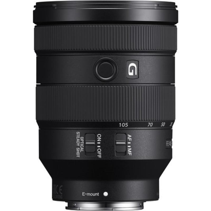 Sony Φακός FE 24-105mm F4 G OSS [SEL24105G]
