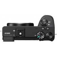 Sony a6600 Black Body [ILCE-6600B] ( -150€ Trade In Bonus )