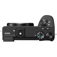 Sony a6600 Black Body [ILCE-6600B] - 3 Έτη Εγγύηση  ( Cashback 150€ )
