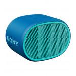 Sony SRS-XB01L Φορητό ασύρματο ηχείο με Bluetooth - (Μπλέ)