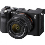 Sony Alpha a7C (ILCE7C-LB) Kit With 28-60mm - Black