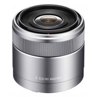 Sony Lens E-mount 30mm f/3.5 macro [SEL30M35] (Cashback 25,00€)