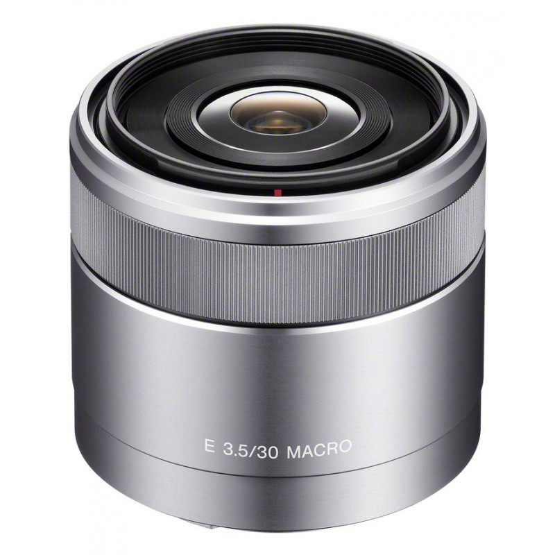 Sony Lens E-mount 30mm f/3.5 macro [SEL30M35]