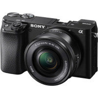 Sony a6100 Black kit + Sel 16-50mm [ILCE-6100LB]