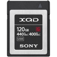 Sony Κάρτα μνήμης XQD G 120gb (QDG120F)