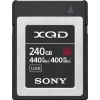 Sony Κάρτα μνήμης XQD G 240gb (QDG240F)