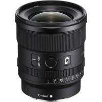 Sony Lens E-mount 20mm f/1.8G FE [SEL20F18G] ( Cashback 100€ )