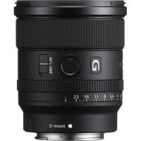 Sony Lens E-mount 20mm f/1.8G FE [SEL20F18G]