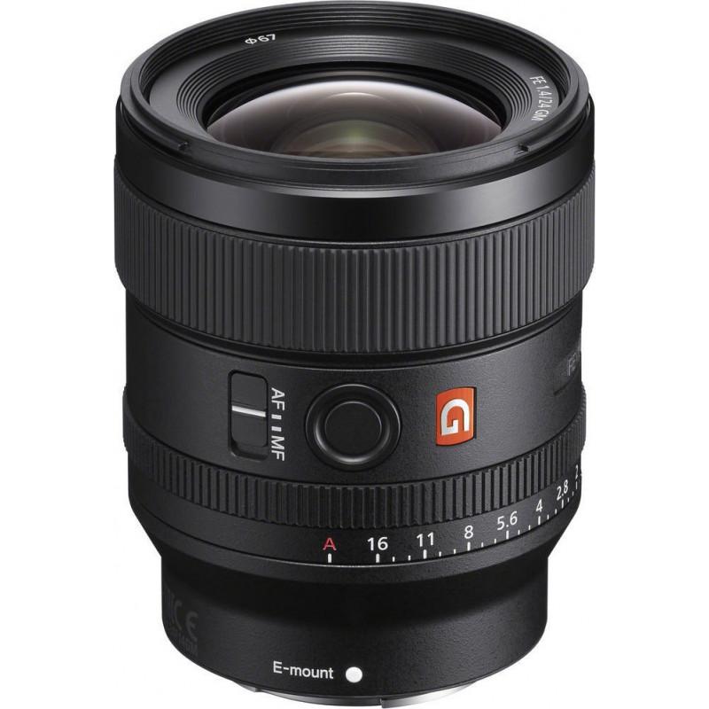 Sony Lens E-mount FE 24 mm f/1.4 GM [SEL24F14GM]