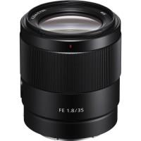 Sony Lens E-mount FE 35mm f/1.8 [SEL35F18F] ( Cashback 50€ )