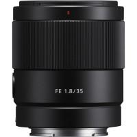 Sony Lens E-mount FE 35mm f/1.8 [SEL35F18F]