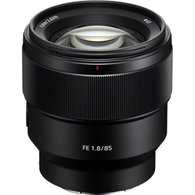 Sony FE 85mm F1.8 [SEL85F18]
