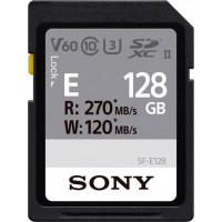 Sony Κάρτα μνήμης 128GB SD UHS-II σειράς SF-E [SF-E128]