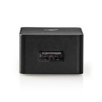 Nedis Universal φορτιστής USB, 2.1A - Μαύρο [WCHAU211ABK]