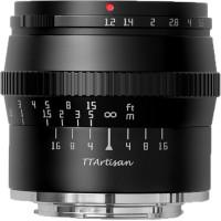 TTArtisan 50mm f/1.2 APS-C Lens For Fuji X Mount [A17B]