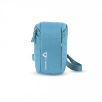 Vanguard VK 9BL Compact Case for Mirrorless in Nylon/Polyester - Blue