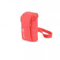 Vanguard VK 8BK Compact Case for Compact in Nylon/Polyester - Red