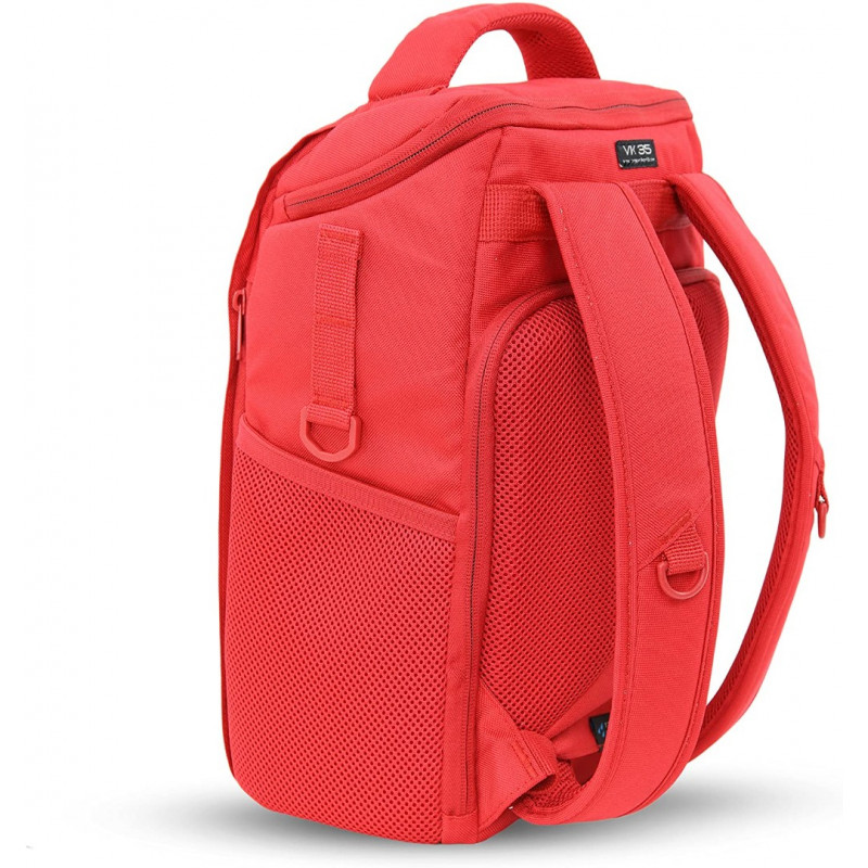 Vanguard VK 35RD Backpack Photo Compact in Nylon/Polyester - RED