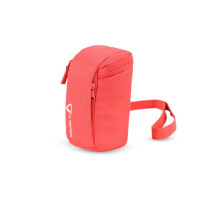 Vanguard VK 9RD Compact Case for Mirrorless in Nylon/Polyester - Red