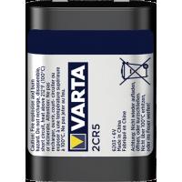 Varta 2CR5 Μπαταρία Λιθίου 6v