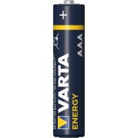 Varta 4103 Energy Μπαταρίες Αλκαλικές AAA X4 1,5V