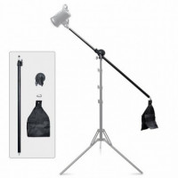 Visico Boom με σακούλα για αντίβαρο , 50-120cm [LS-5002]