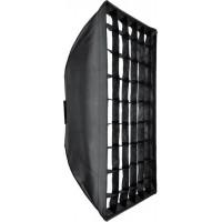 oem - IRiSfot 80x120cm Grid Softbox για Studio Flash - Bowens mount