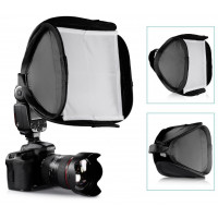 E-Reise Softbox 23x23cm for Speedlight
