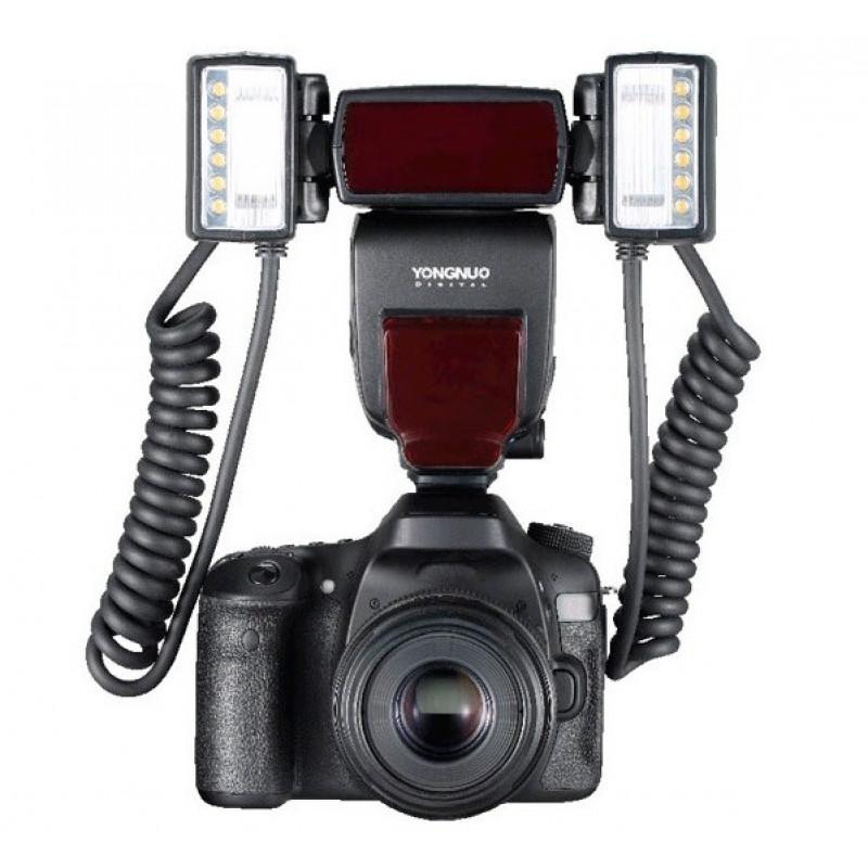 Yongnuo YN24EX - TTL Macro Flash για Canon μηχανές