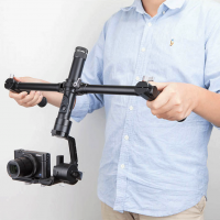 Zhiyun Dual Handheld 01 Grip For Crane-M/V2/Plus/Smooth 3
