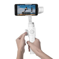 Zhiyun Smooth 4 3-Axis Handheld Gimbal Stabilizer - White