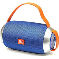 T&G Wireless Bluetooth speaker TG112 - Blue