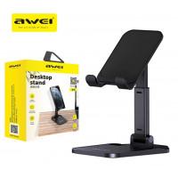 Awei X11 Αναδιπλούμενη επιτραπέζια βάση για τηλέφωνα και tablet