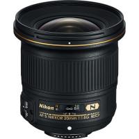Nikon Lens AF-S 20mm f/1.8G ED