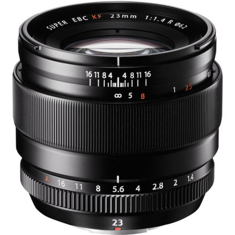 Fujifilm Fujinon Lens XF23mm F1.4 R [P10NL00090A]