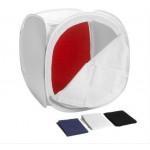 oem - IRiSfot Light tent cube 80x80x80cm