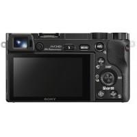 Sony α6000 ( ILCE-6000YB ) Black kit + Sel 16-50mm + 55-210mm