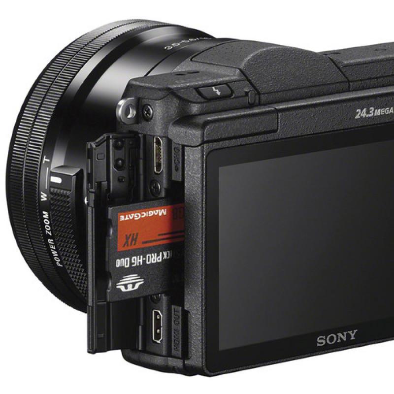 Sony α5100 ( ILCE-5100 ) Black kit + Sel 16-50mm
