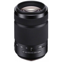 Sony Lens A-mount 55-300mm f/4.5–5.6 SAM [SAL55300]