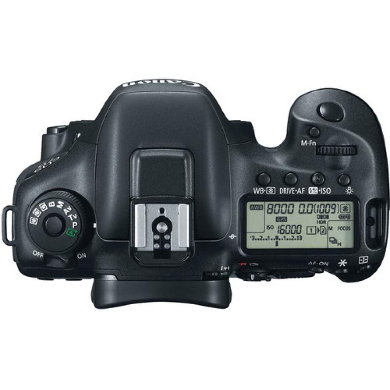 Canon EOS 7D Mark II DSLR Camera Body  - Web Offer