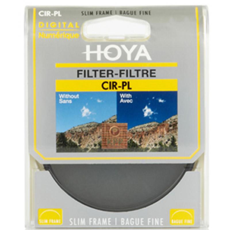 Hoya Circular Polarizing CPL 40.5mm