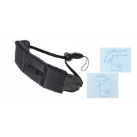 JJC ST-6 Floating Camera Strap Black