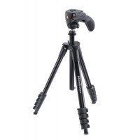 Manfrotto Compact Action μαύρο - MKCOMPACTACN-BK
