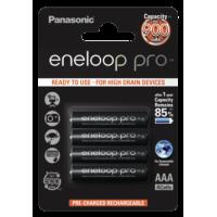 Panasonic Eneloop Pro Micro AAA 900mAh 1x4 [BK-4HCCE/4BE]